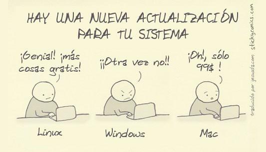 Humor sistema operativo