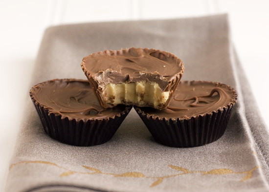 A Homemade Kitchen: Peanut Butter Cups