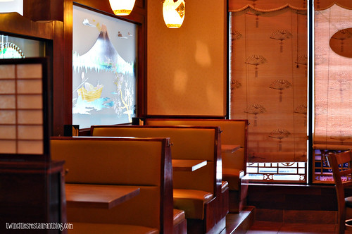 Dining at Osaka Sushi & Hibachi ~ Maplewood, MN