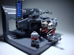 Mission 6.1 (jestin pern) Tags: fiction 6 trooper star lego space science corps mission fi wars clone sci gand legion 61 lieutenant pyne ultimatum 457th 707th