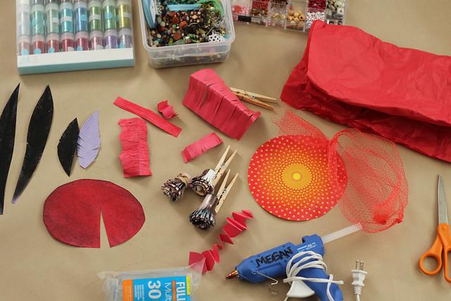 Assembling Materials