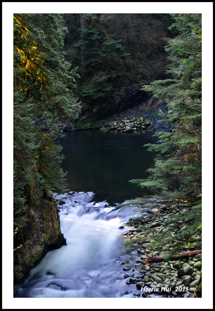 To Zoom Or Not To Zoom? - Capilano River N5863e
