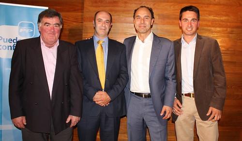 Presentación de candidatos en Castro Urdiales