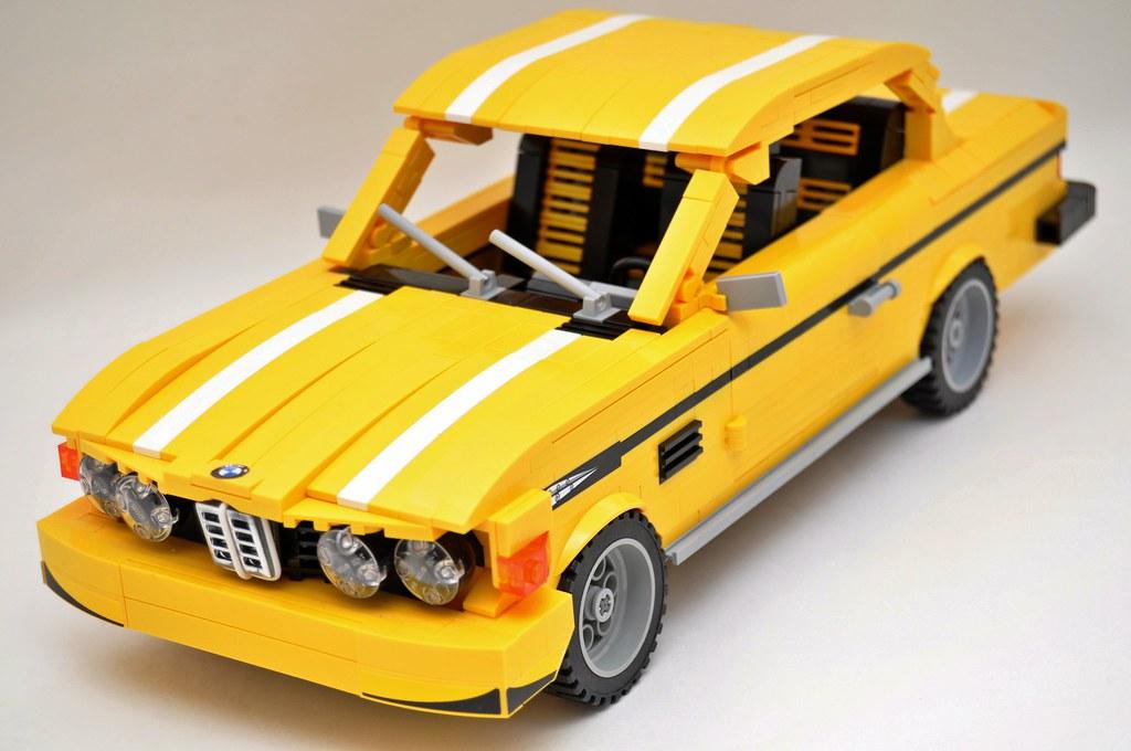 Legogil S Lego Bmw 3 0 Csl Built Model Team Style Lego Technic