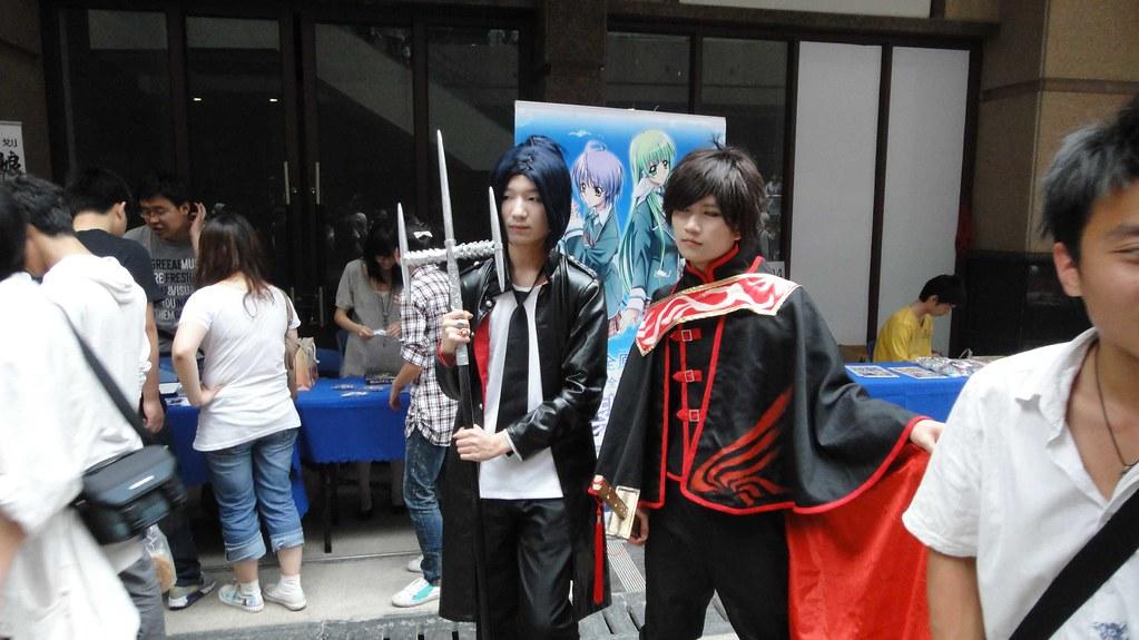 《COMIAI04江城同人祭现场报道》