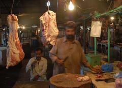 Ghosht walla, Empress market, Karachi (Ameer Hamza) Tags: pakistan work market working earlymorning collection sundaymorning sindh gettyimages pakistanis ppa empressmarket heritagesite traditionalmarket ameerhamza gettyflickr gettyimagespakistanq2 traditionalbazaarofkarachi