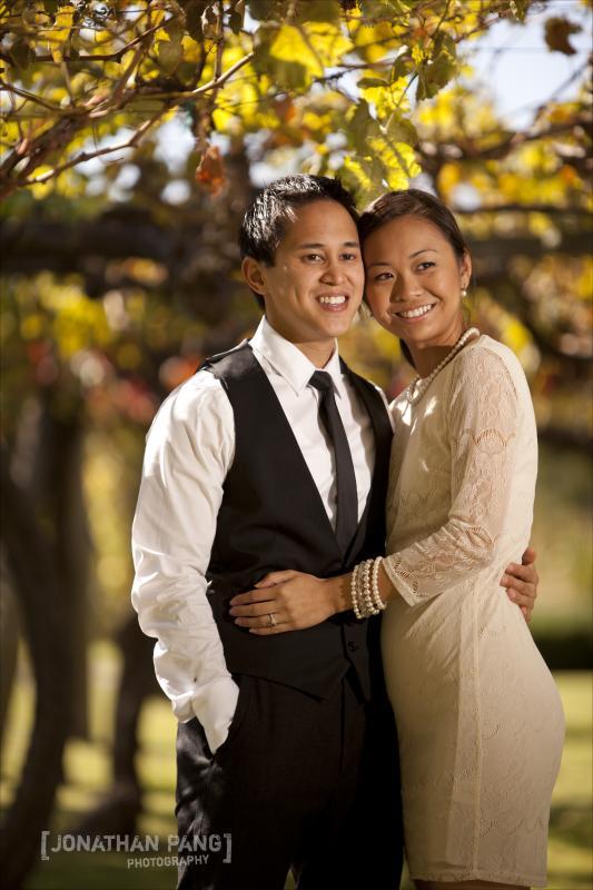 Pre-Wedding of Eugene & Melissa