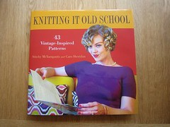 Knitting it old school