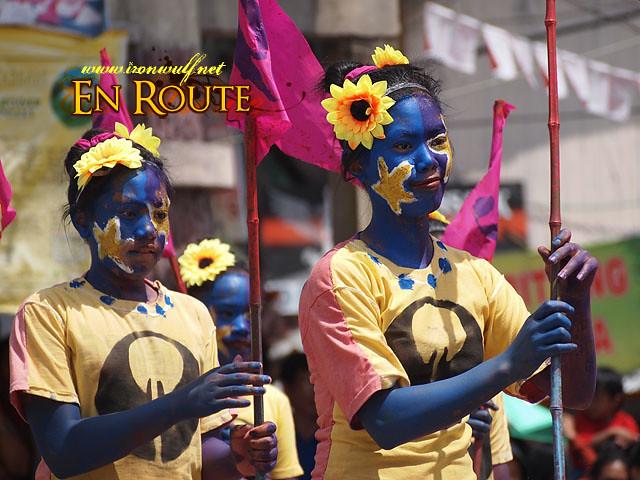 Blue Ifugao Teens