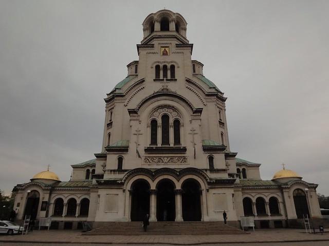 Catedral de Alexandre Nevski, Sofia Bulgária