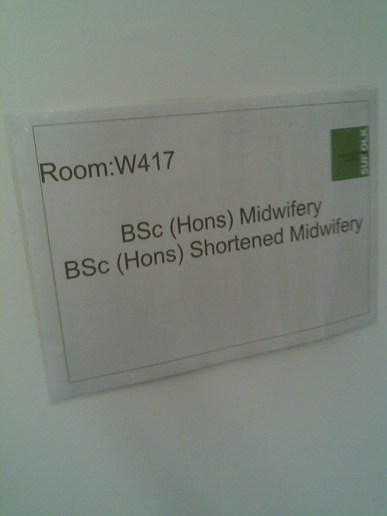 BSc (Hons) Shortened Midwifery