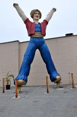 American Sign Museum Genie