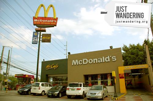 McDonald's Katipunan