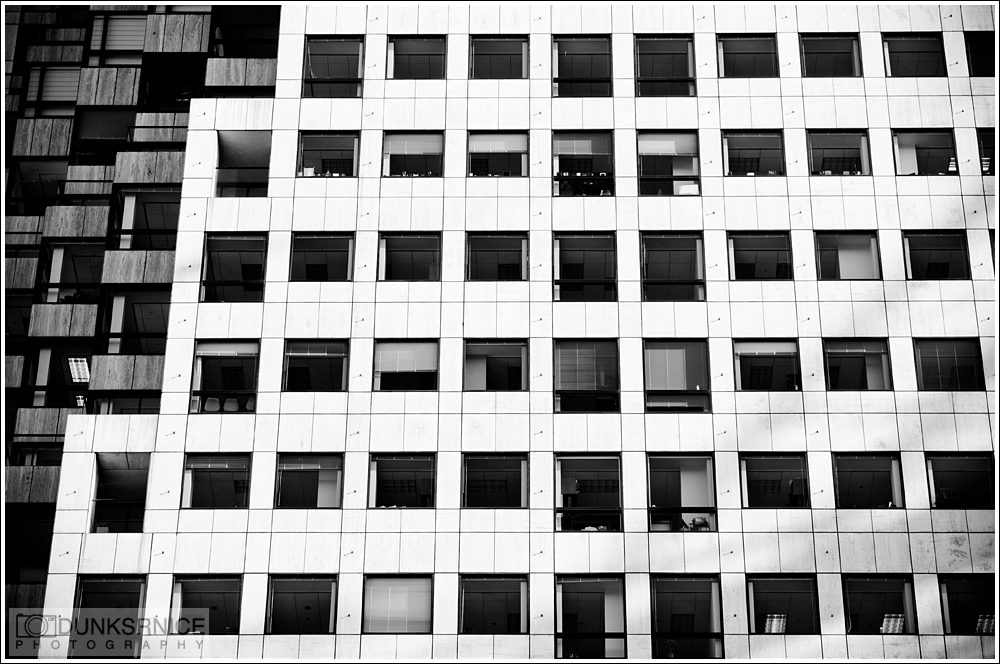 Squares B&W.
