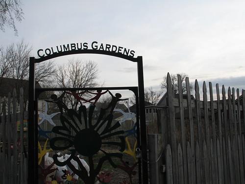 columbus gardens