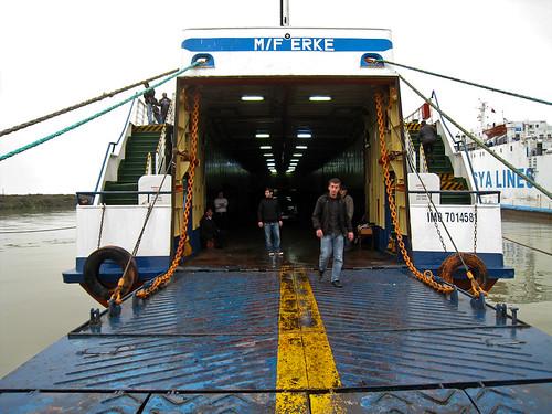 Ferry Trabzon to Sochi