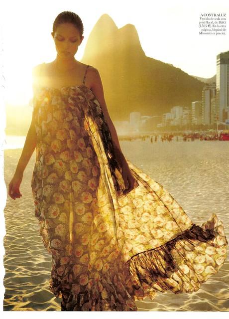 Vogue España - Brasil