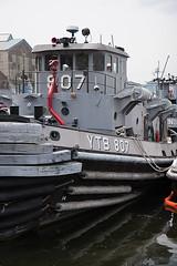 Yokosuka Tug Boat