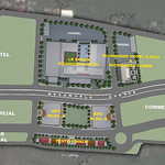 Design sketch of Megaworld's Iloilo Business Park Project