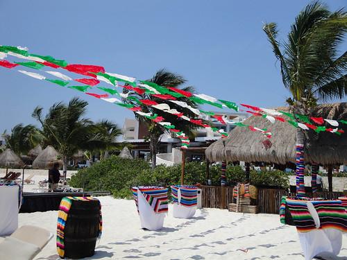 Cinco de Mayo on the Beach