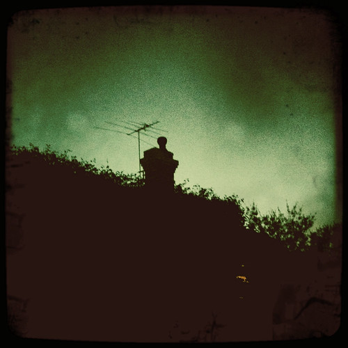 Chimney. Day 174/365.