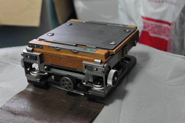 底片的瘋狂極致-- Chamonix 四物機 分享