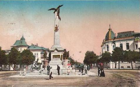 Monumentul Vanatorilor - 8