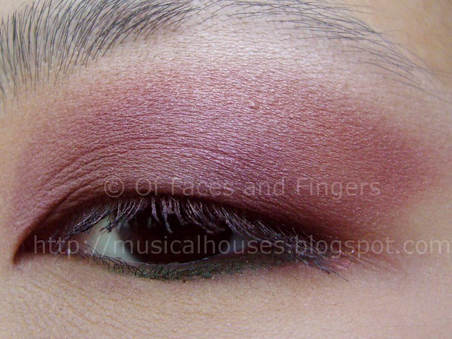 deep purple eye look 3