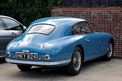 Aston Martin DB2 (Trackside70) Tags: classic am martin auction buckinghamshire may works service v8 aston astonmartin sportscars db2 bonhams 2011 newportpagnell