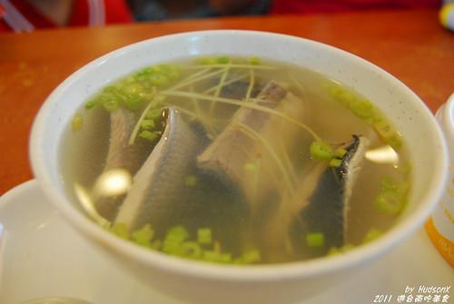 無刺虱目魚湯