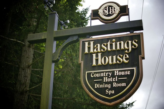 Hastings House Hotel photowalk, Salt Spring Island, B.C.