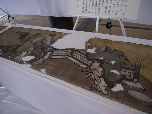 称念寺(障壁画特別公開)@橿原市今井町-12