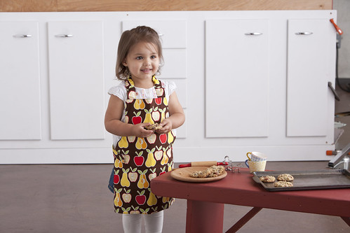 child\'s apron revisited - Sew Liberated