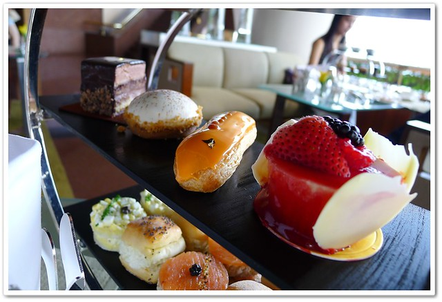 High Tea @ Hotel Intercontinental