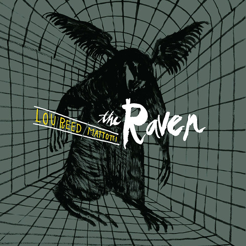 The Raven by Lou Reed & Lorenzo Mattotti