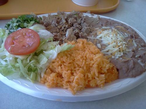 Tacos San Pedro. Anaheim, CA