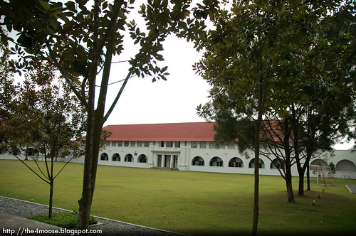 NUS Bukit Timah Campus Quadrangle