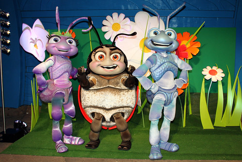 Bugs Life Characters It's a bug's life