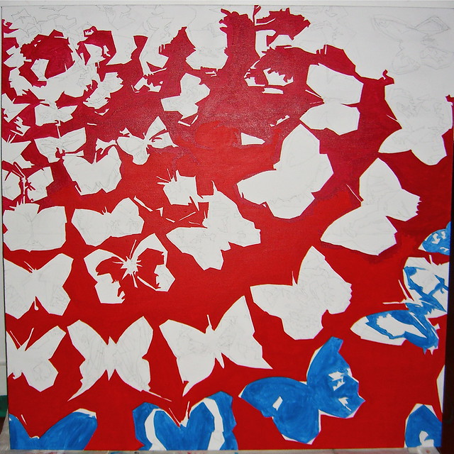 Butterflies WIP