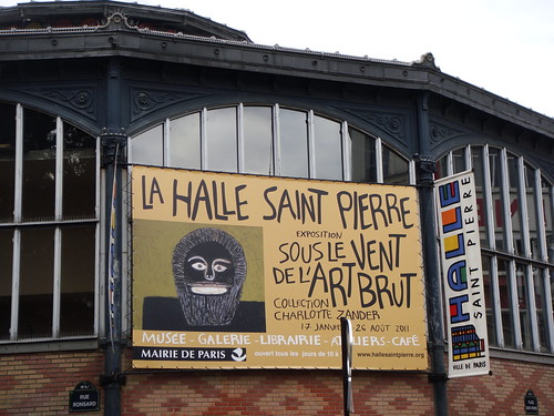 La Halle St Pierre