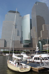 World Financial Center by joseph a, on Flickr