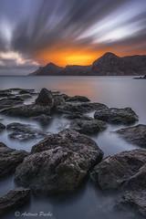 En busca del Fuego (Antonio Puche) Tags: antoniopuche paisaje landscape seascape paisajedecosta paisajedemar atardecer sunset murcia portman nikon nikond300 nikon173528