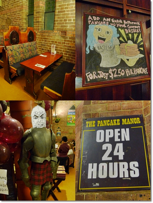 Collage of Pancake Manor @ Brisbane