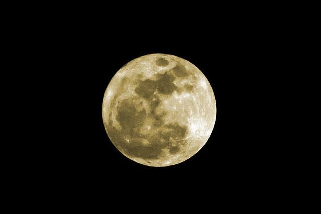 La luna de Valencia