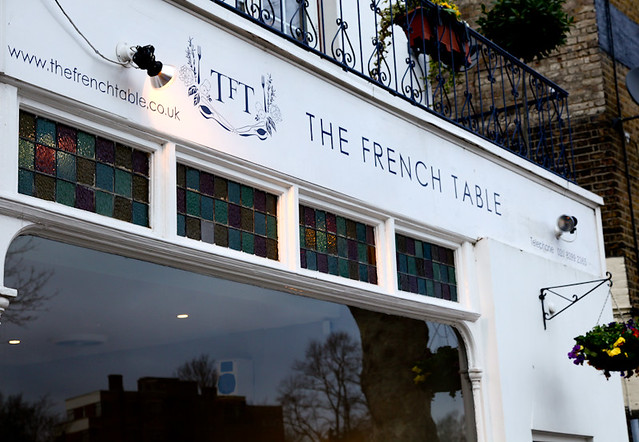 The French Table: Surbiton, Surrey