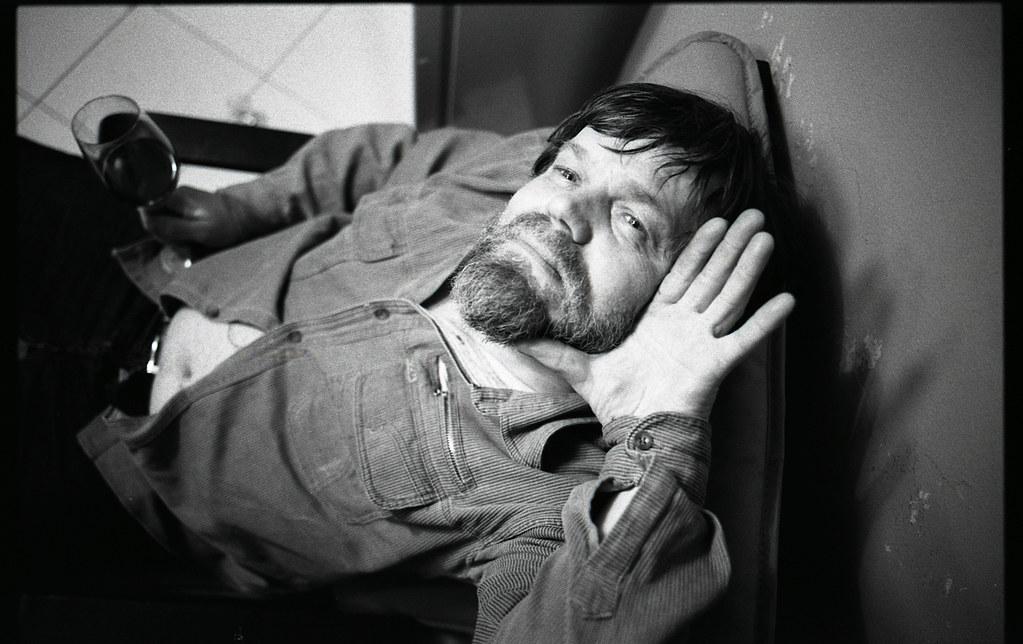 scan460/ Сергей Чиликов. Москва, март 2011