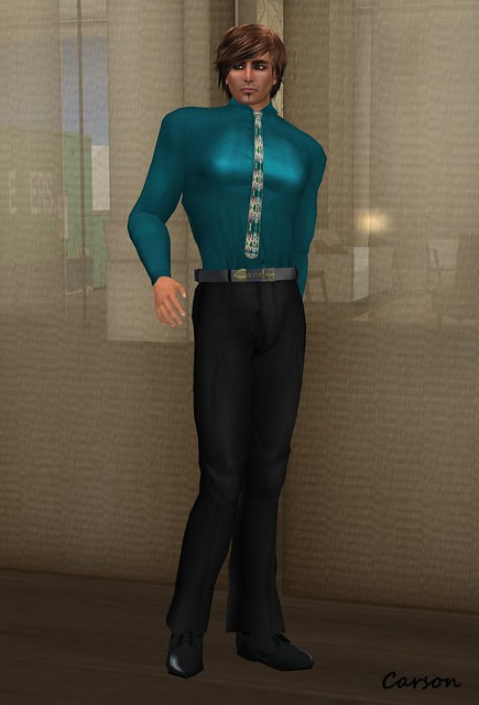 T&P Associates - Black Pants and FOE Shirt FOE Hunt   MINA - Jan Hair  Depraved and Luckless Hunt
