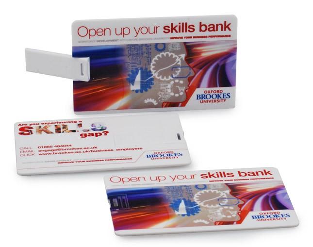 Credit Card USB - USB2U
