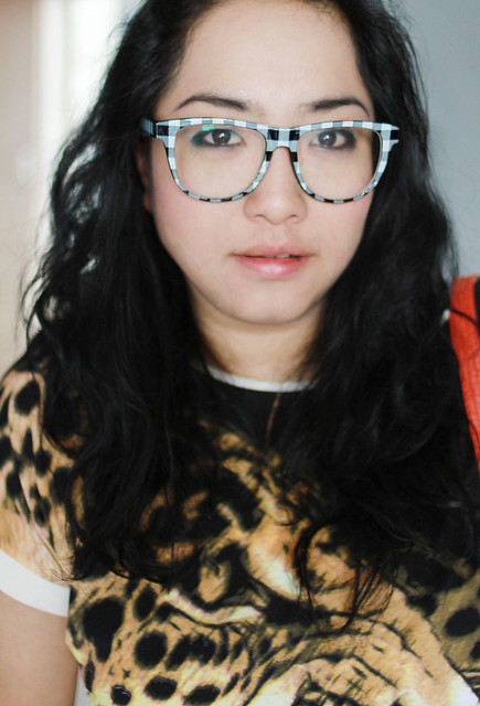 Chubby Chic - H&M Leopard Tee
