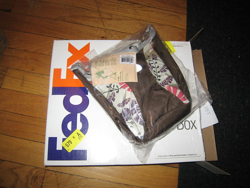 mail-tobe purse